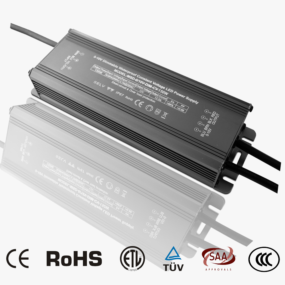 0-10V dimmable CV 150W