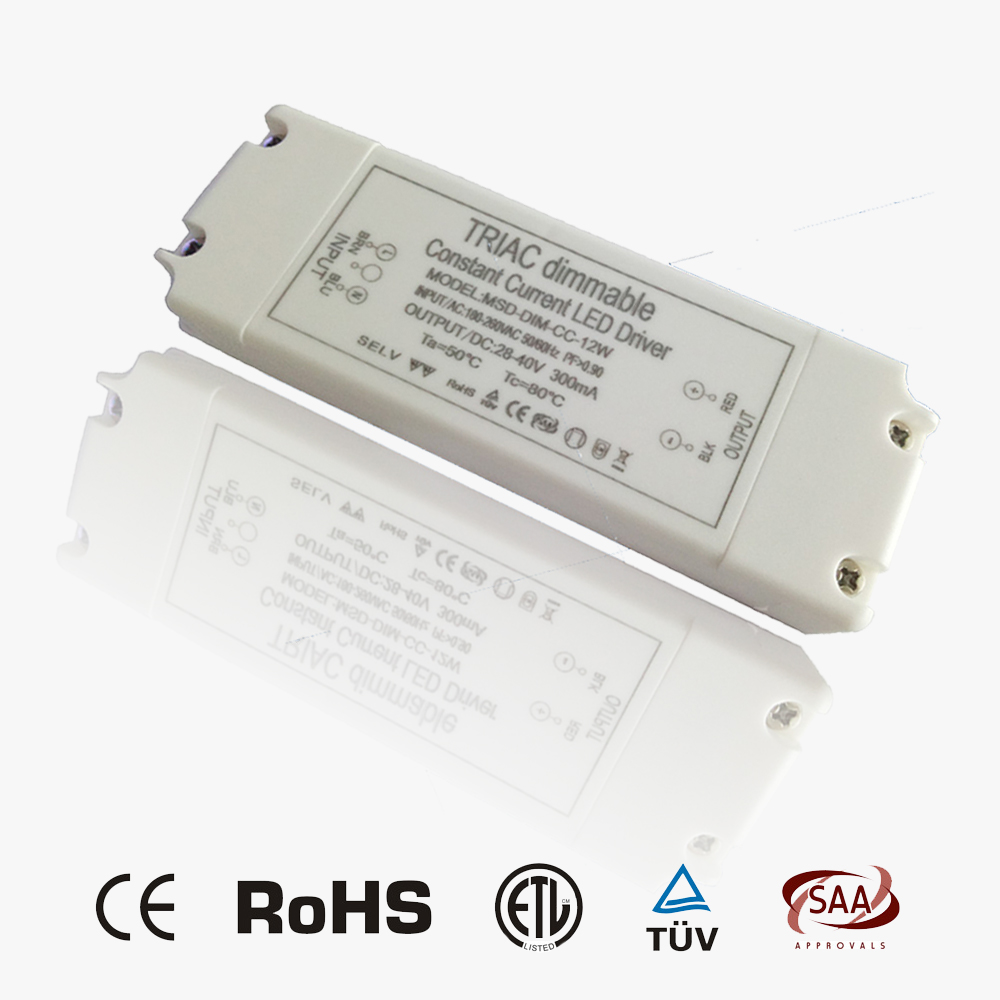 Triac dimmable CC 12W