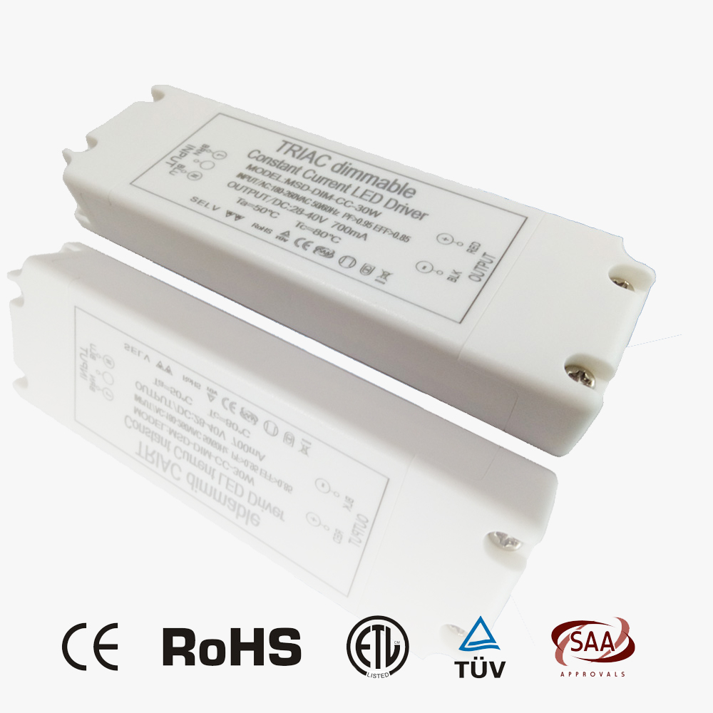 Triac dimmable CC 30W