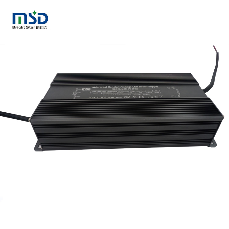 600W outdoor CV LED power supply