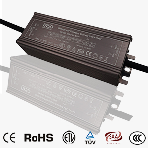 Outdoor CC LED driver 80W