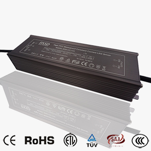 Outdoor CC LED driver 200W